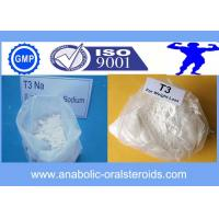 Buy cheap T3 Na Weight Loss Powder Liothyronine Sodium T3 For Fat Burning / Fat Loss product
