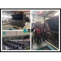 China Cold Climate Commercial Air Source Heat Pump Underfloor Heating R22 Refrigerant on sale
