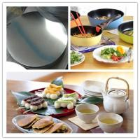 Buy cheap Round Aluminum Circle Disc for Making Aluminum Cookwares Pots or Pizza Pans product