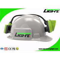 China Rubber Coating Process Wire Underground Mining Cap Lamps Support USB Charging on sale