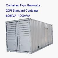 Quality Container Type Diesel Generator for sale