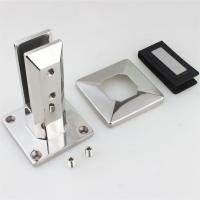 Buy cheap New Design Stainless Steel Spigots For Terrace Glass Panel For Glass Balustrade For Sale product