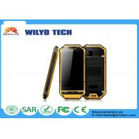 Buy cheap Ultra Slim Dust Proof Dual Sim Smartphones Android 256 + 64MB Storage product