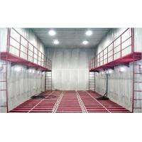 Buy cheap Manual Sand Blasting Room / Booth Heavy Duty With Screw Recycling System product
