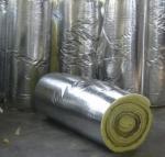 Buy cheap cobertura/rolo do glasswool da densidade 20kg/m3 x25MMX1.2MX20M das lãs de vidro product