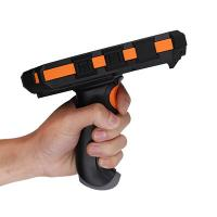 Buy cheap Industrial IP65 Rugged Handheld RFID Reader PDA 4 Side Buttons With Barcode Scanning product