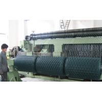 Buy cheap High Speed Gabion Mesh Weaving Machine , Spring Coiling Machine / Wire Tension Roller product