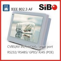 Wall Mounted 7 Inch Android POE Tablet For Industrial Control