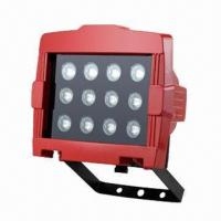 Buy cheap 12pcs LED Floodlight, High Lumen Output and IP54 Protection Degree for Outdoor Use product