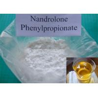 Buy cheap Nandrolone Phenylpropionate White Raw Powder CAS 62-90-8 for Mass Gaining product