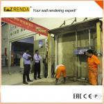 High speed Ez Renda Rendering Machine Mix Mortar Single Phase