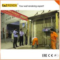 Quality High speed Ez Renda Rendering Machine Mix Mortar Single Phase for sale
