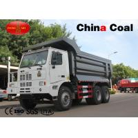 Buy cheap 6x4 Mining Big Dump Tuck Transport Equipment With High Efficiency from wholesalers