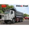 Buy cheap 6x4 que mina o equipamento de transporte grande da dobra da descarga com eficiência elevada from wholesalers