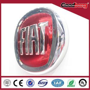 Buy cheap Customized hot sale car sign acrylic car brand logo product