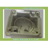 Buy cheap Weatherproof Electrical 83*58*33mm Wall Mount Plastic Enclosure product