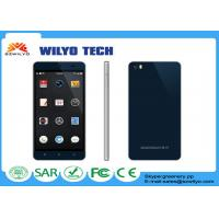 Buy cheap Black 5.5 Inch Android Phone OEM Mt6580 quad core cell phones WT8 1280x720p product