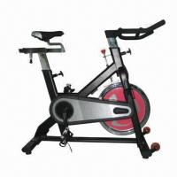 Buy cheap Deluxe Spinning Bike for Club Heavy Duty Class, with 2.0mm Heavy Steel Tube Frame Thickness product
