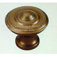 Buy cheap Size Dia29xH27 hardware door knob,traditianal bronzed,Zinc alloy,plating & color can OEM. product
