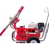 Quality Hydraulic Pump Gas Powered Airless Paint Sprayer For Interior Walls Painting for sale