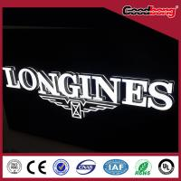 Buy cheap Waterproof strong sound thin vacuum hotsale alphabet letter led signage,flexible parts product