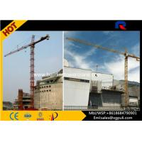 Buy cheap Topkit External Climbing Tower Crane Height Anchorage120m With Ergonomic Cabs product