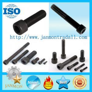 High Strength Hex Socket Bolt,High tensile hex socket bolt,High tensile allen bolt,Grade 8.8 hex socket bolt,Grade 10.9