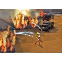 Buy cheap 3d Virtual Reality Software For Fire Drill Training / Virtual Training Systems product