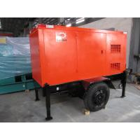 Buy cheap 20KW / 25KVA Mobile Electric Generator With 4L Cylinder Cummins Power product
