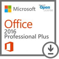 China Microsoft Office 2016 Professional Plus - Open License Available Now on sale