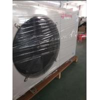 China Meeting Indoor Air To Water Heat Pump 12KW White Shell House Heating Hot Water on sale