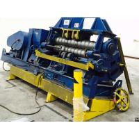 Buy cheap Automatic Steel Silo Roll Forming Machine PLC Corrugated Roll Forming Equipment product