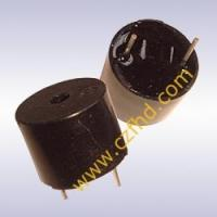 China 12v  85dB  12.0*9.5mm  Black  Magnetic Buzzer for Instrument, Medical equipment. wholesale