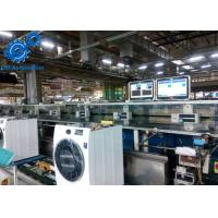 Buy cheap Automatic Washing Machine Assembly Line Accurate Stable Conveying Speed product