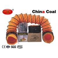 Buy cheap Insulated Air Duct PVC Ducting Ventilation Fans Water - Proof product