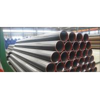 Buy cheap hot sale astm a53 st35 api 5l gr.b x46 x52 lsaw welded black pipe sizes from wholesalers