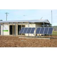 Buy cheap Off grid 50W AC Solar Home System product