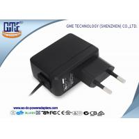 Buy cheap PC housing EU 5V 2A Loudspeaker switching ac dc power adapter good performance product