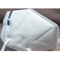 Buy cheap 5ply Dust N95 Anti Pollution Mask , Comfortable Kn95 Mask Anti Influenza product