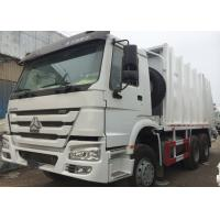 Buy cheap SINOTRUK Compressed Refuse Collection Trucks 15-16 CBM 290HP ZZ1167M4611 product