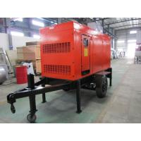 Buy cheap 125KVA Mobile Electric Generator Powered By Cummins Engine 6BTA5.9-G2 product