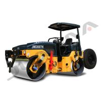 Buy cheap FULL HYDRAULIC DOUBLE DRUM Vibratory Oscillatory Roller JMD807H product