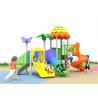 Buy cheap Big Childrens Kids Outdoor Plastic Slide Playground AluminumAlloy Pole product