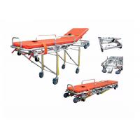 Buy cheap Portable Loading Patient Stretcher Trolley Automatic Hospital Ambulance Stretcher product
