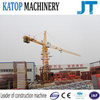 Buy cheap Building tower crane 1t~4t load TC5010 with factory price product