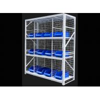 Buy cheap Anti Corrosion Warehouse Storage Shelves Steel Racks For Warehouse Stackable Design product
