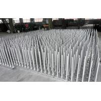 Buy cheap Scaffolding Galvanized Adjustable U Head Jack Base for Sale from wholesalers