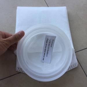 Buy cheap PP/PE BPONGX100 filter bag DN 150x560mm replace FSI X100 bag filter 1 micron rating product