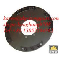 China XCMG SPARE PART ZL30G ZL50G LW300F LW321F wheel loader Elastic Plate Torque converter pressure plate YJ315Y-00002 on sale