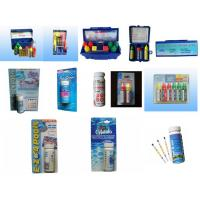 China swimming pool water test kits on sale